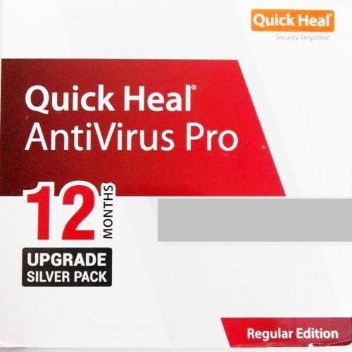 Quick Heal Antivirus Pro 1 PC 1 Year Renewal