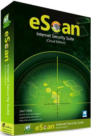 eScan Internet Security 1 PC 1 Year