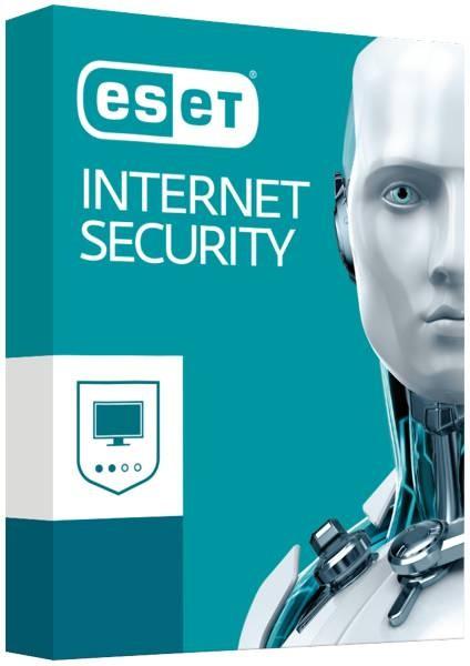 ESET Internet Security 1 PC 1 Year