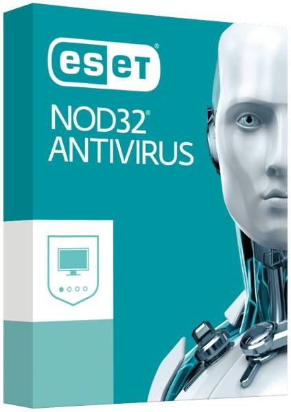 ESET Antivirus 1 PC 1 Year