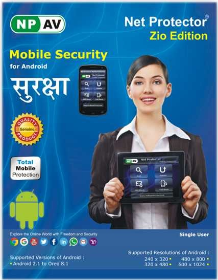 Net Protector Mobile Security for Android