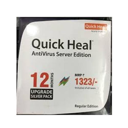 Quick Heal Server Antivirus 1 Year Renewal