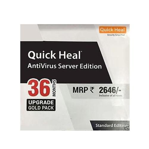 Quick Heal Server Antivirus 3 Year Renewal