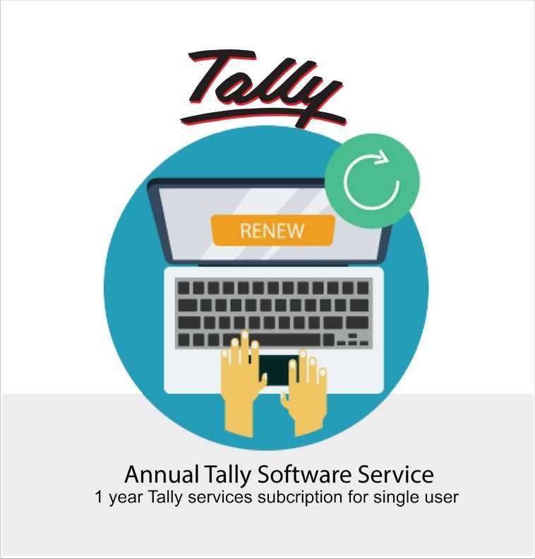 Tally Single User 1 Year Renewal