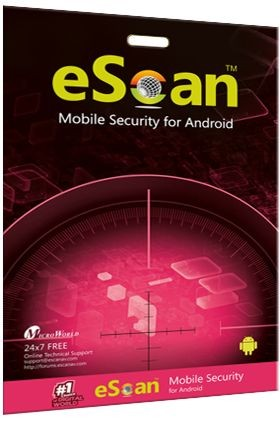 eScan Mobile Security for Android 1 Year