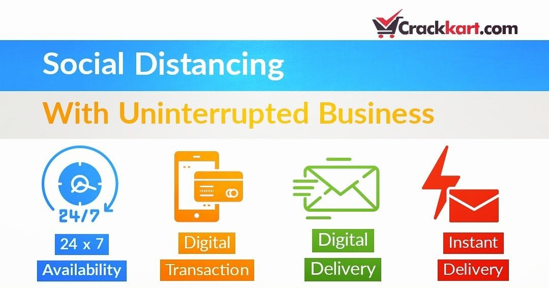Keep Social Distance with Uninterrupted Business