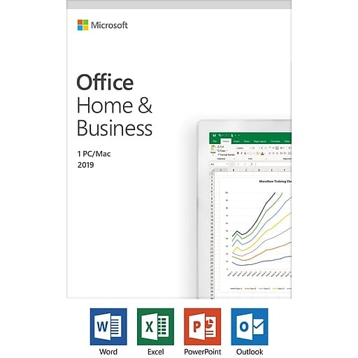 Office Home & Business 2019 for 1 PC/Mac