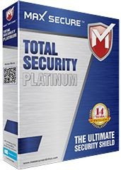 Max Secure Total Security 1 PC 1 Year