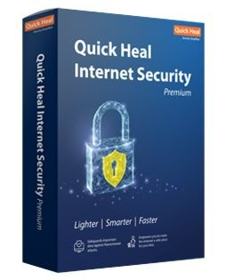 Quick Heal Internet Security 5 PC 1 Year