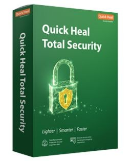 Quick Heal Total Security 3 Year 1 PC