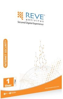 Reve Internet Security 1 PC 1 Year