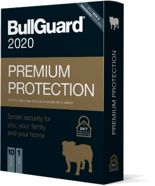 BullGuard Premium Protection 1 PC 1 Year