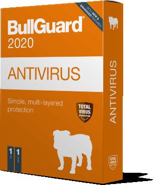 Bullguard Antivirus 1 PC 1 Year