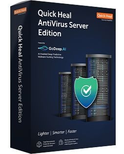 Quick Heal Antivirus for Server 3 Year